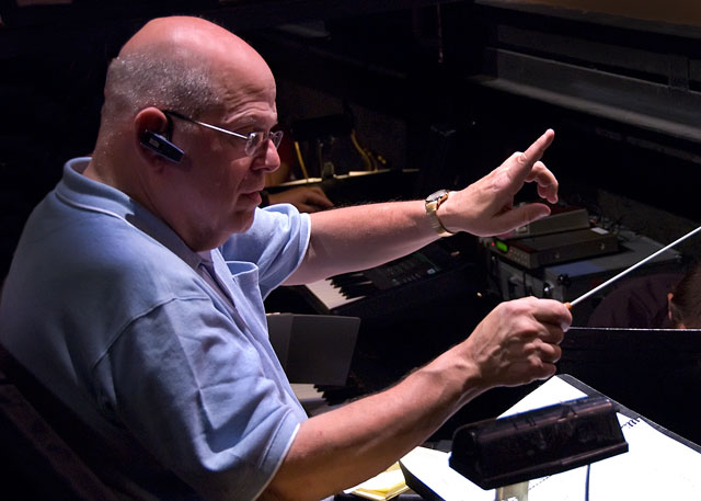 SCT Artistic Director Jim Coleman is a professional musician who worked as a Musical Director on Broadway and around the world for over 30 years
