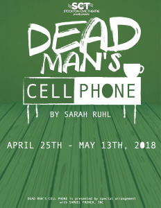 Dead Man's Cell Phone by Sarah Ruhl