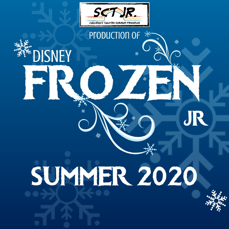 SCT JR. presents FROZEN JR