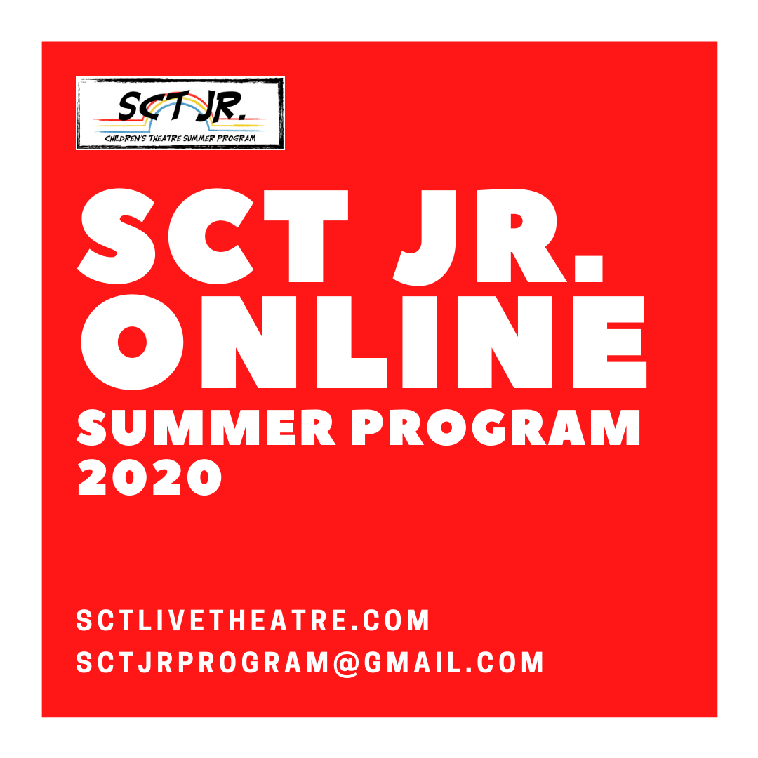 SCT JR. Online Summer Program 2020